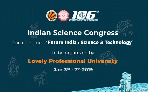 PM Modi to inaugurate 106th Indian Science Congress at LPU campus