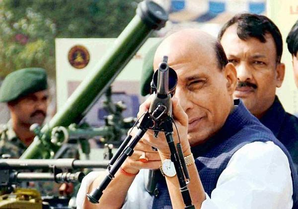 India to seal border with Pakistan, Bangladesh by 2018: Rajnath Singh