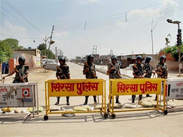 Illegal explosives factory found inside Dera premises