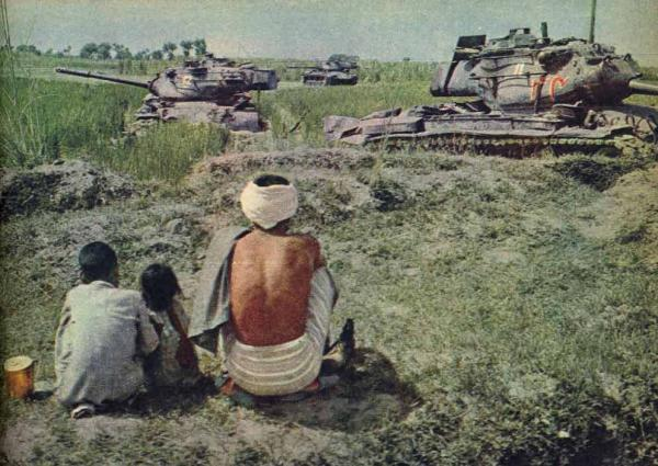 Stranded in India during the 1965 war: How I won friends among 'enemies'