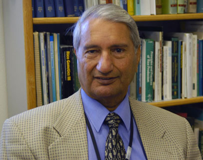 University of California honours Dr Khush with US Davis Medal