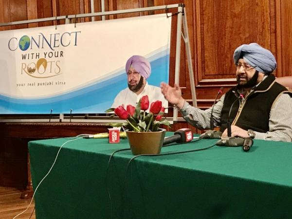 Captain launches 'connect with your roots' for youth abroad