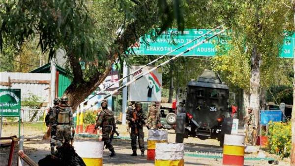 17 Soldiers Dead In Attack at Army Base in Kashmir's Uri, 4 Terrorists Killed, PM Modi vows action