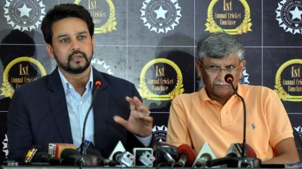Anurag Thakur sacked by Supreme Court as BCCI president