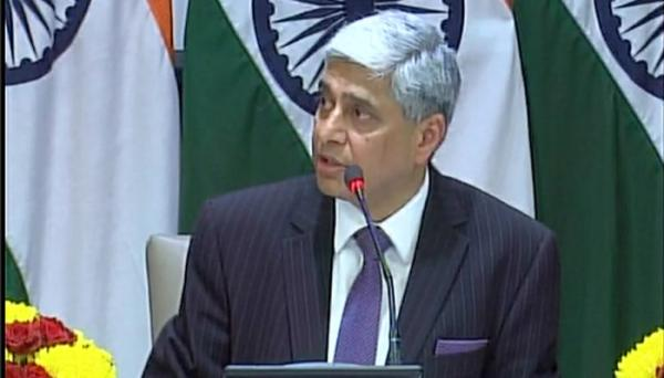 Pakistan's allegations against Indian diplomats 'baseless'