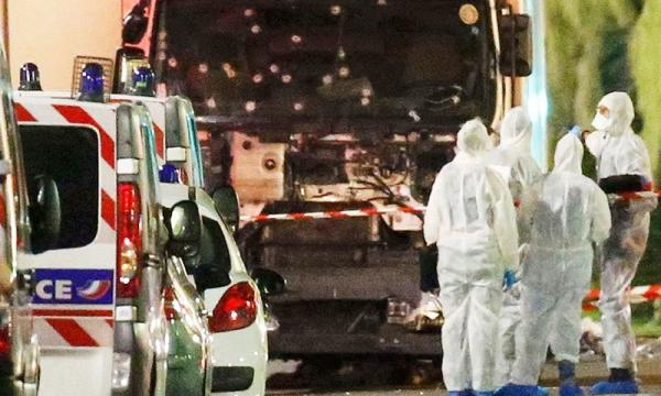 At least 80 dead in France truck attack