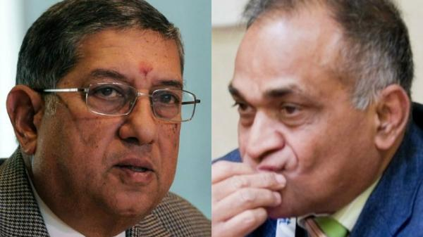 SC issues notice to N Srinivasan, Shah for participating in the BCCI meet