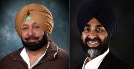 Manpreet Badal lashes out at Kejriwal for questioning Capt Amarinder's integrity