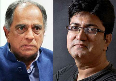 Pahlaj Nihalani sacked as CBFC chief, Prasoon Joshi to replace him