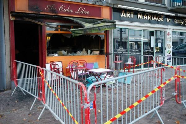 France: Fire in a bar kills 13 people