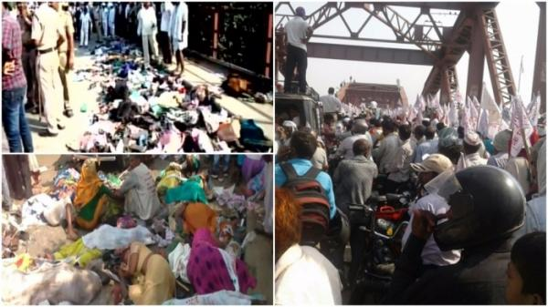 Varanasi stampede: 24 killed; During Overcrowded Religious Event