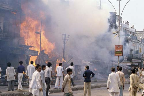 Delhi HC orders retrial in five 1984 anti-Sikh riots cases