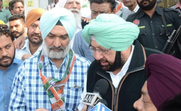 It was your father who took money for SYL from Haryana and sold Punjab; Amarinder to Sukhbir
