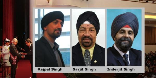 37 Sikhs honoured on Singapore National Day