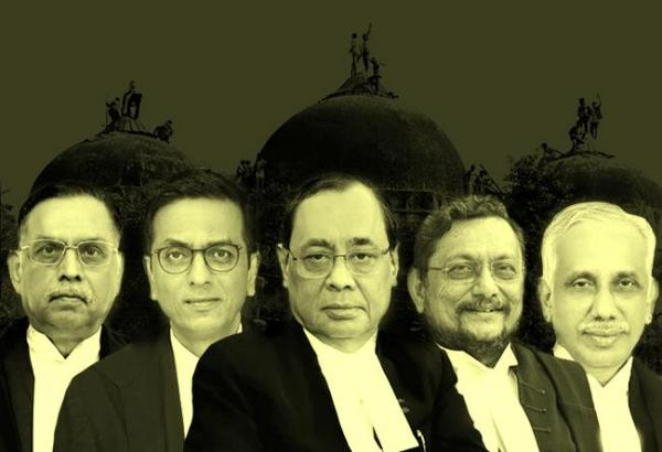 The Ayodhya verdict — Sanctifying aggression: Well done, My Lords!