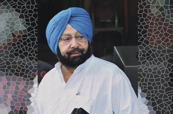ARREY BHAI, YEH KYA LIKH DALA? Amarinder Singh clarifies, but instead reiterates