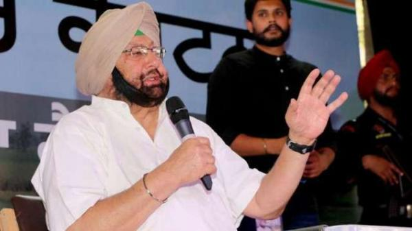 Capt. Amarinder rubbishes SAD manifesto, farm loan waiver promise as total lies