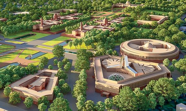 Redesigning Delhi: The folly and vanity of the Central Vista project