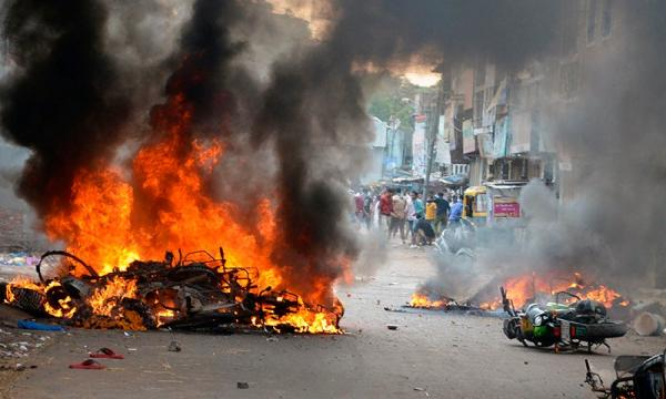 Communal violence cases and tardy justice delivery system of India