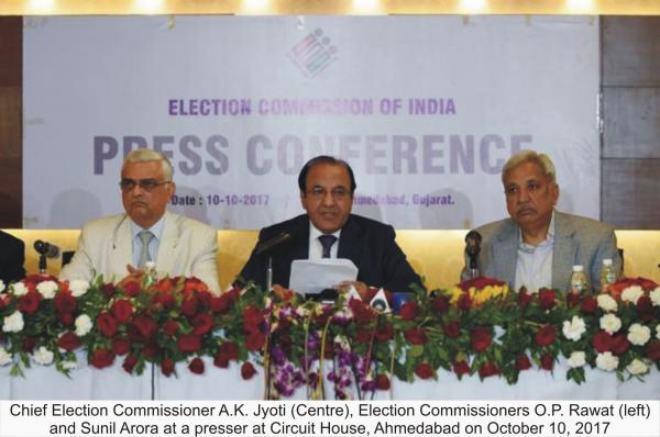 This is why Election Commission did not announce Gujarat poll dates