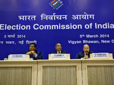 EC asks Govt to respond to Opposition's Budget delay demand