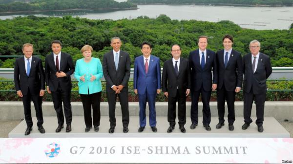 G7 nations pledge to end fossil fuel subsidies by 2025