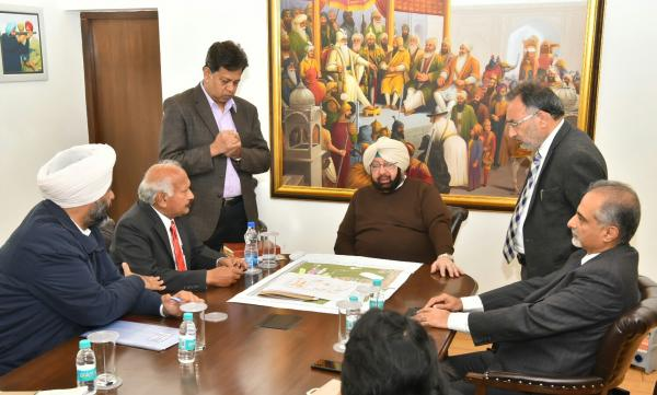 CM asks health minister to discuss with centre shifting of proposed Mohali medical college