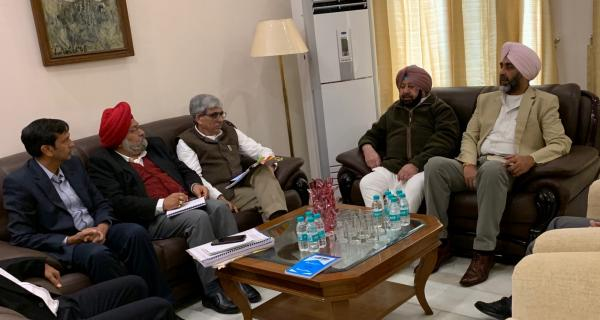 CM Amarinder to camp in border areas for 3 days to assess situation, build confidence