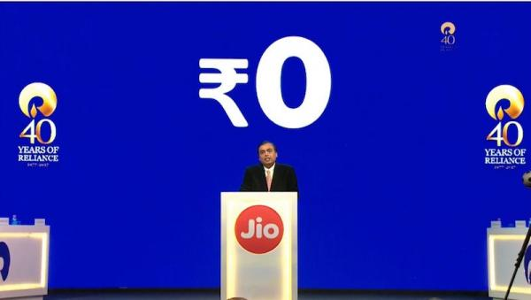 Mukesh Ambani launches 'Jio Phone' for Rs. 0