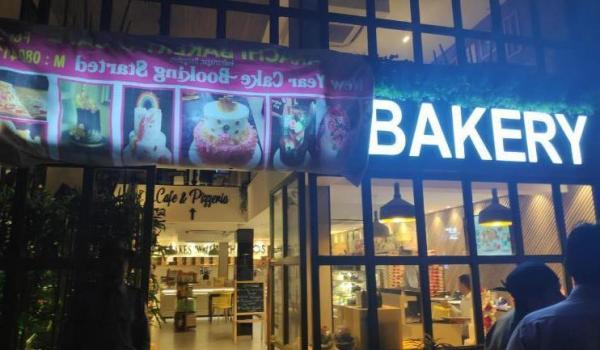 Bakery in Bengaluru covers 'Karachi' on signboard following protests