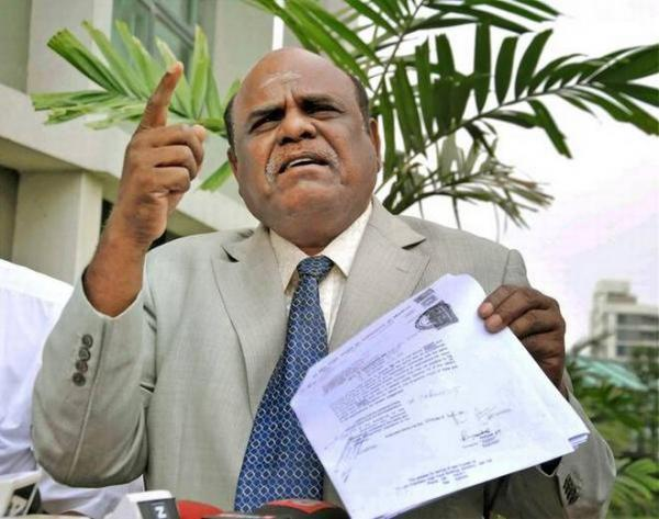 Justice CS Karnan rejects 'demeaning' SC warrant against him