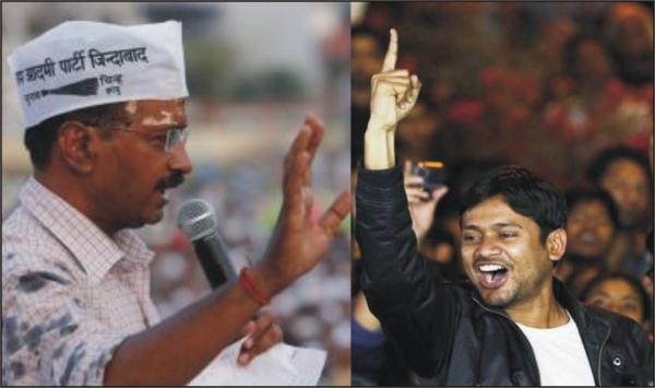 Approval to prosecution of Kanhaiya; Kejriwal is trying to be too clever by half