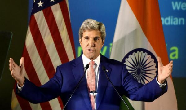 'You must have needed boats to get here': John Kerry to IIT students
