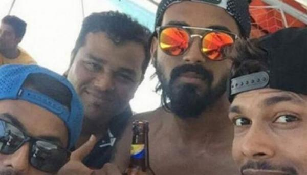 After BCCI's criticism, KL Rahul deletes controversial photo from Twitter