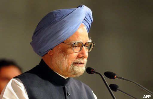 Negative Atmosphere Being Created In Name Of Religion: Manmohan Singh