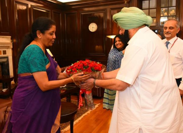 Amarinder terms FM's announcements as inadequate to address concerns of people