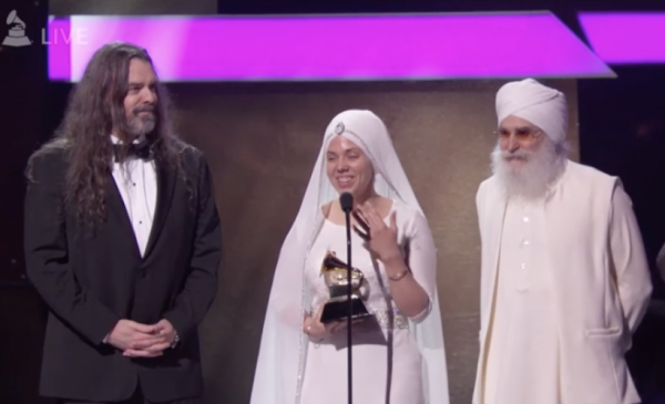 Sikh band wins Grammy for Best New Age album