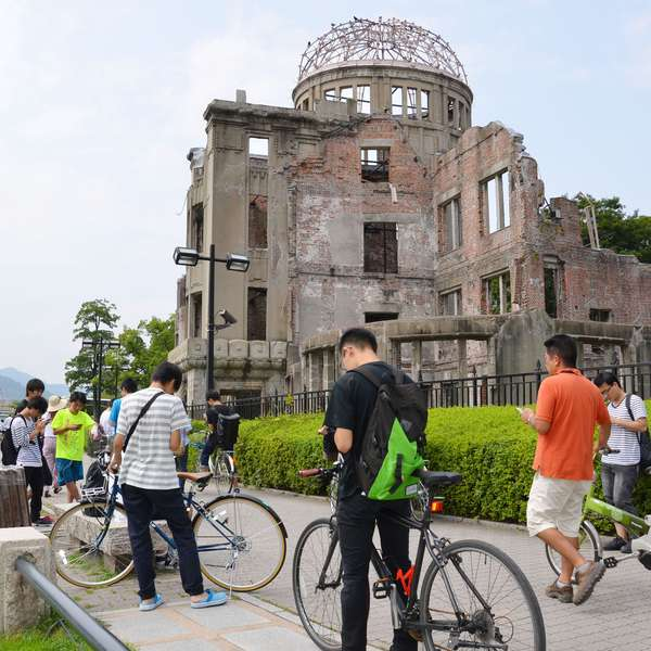 Hiroshima angry about atomic-bomb memorial park becoming 'Pokemon Go' site