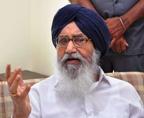 Don't weaken the country's strong arm: Review concessions or extend these to Punjab too: Badal