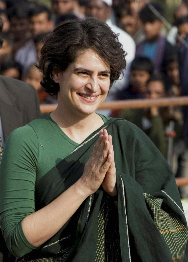 Priyanka will lead Congress campaign for U.P. Assembly polls