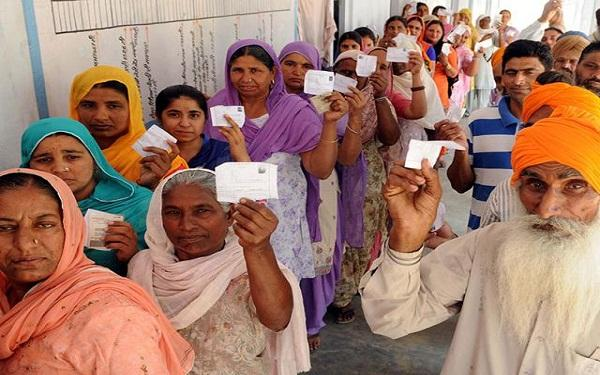 Repoll ordered in 48 polling stations in Punjab on Feb 9 by EC