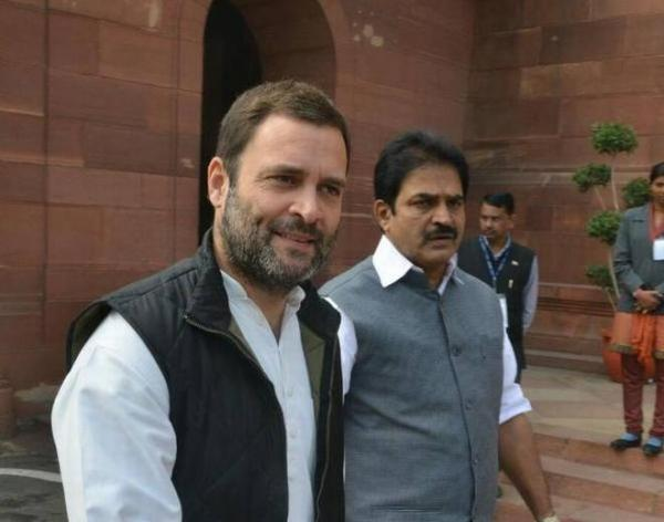 Modi prisoner of his image, doing TRP politics: Rahul Gandhi