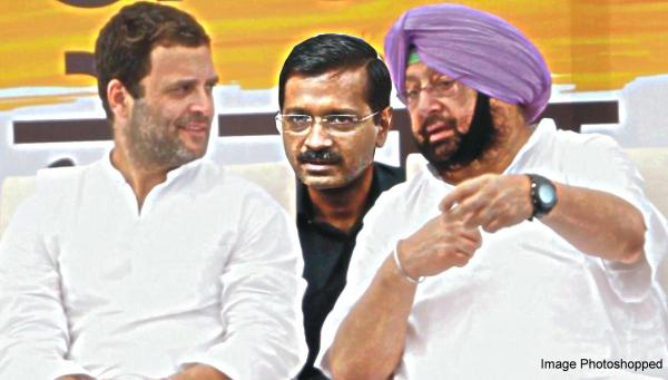 Amarinder first to talk about AAP-Congress alliance, but what could it mean?