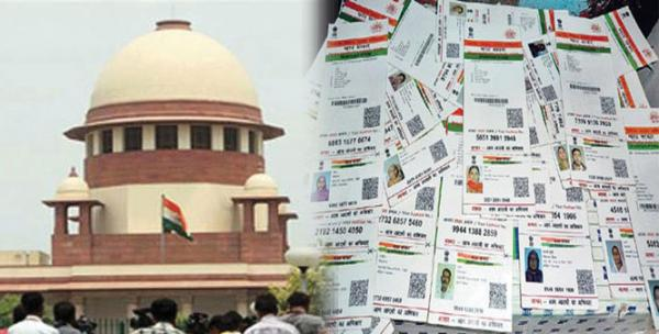 Aadhaar Not Mandatory For Social Schemes: Supreme Court