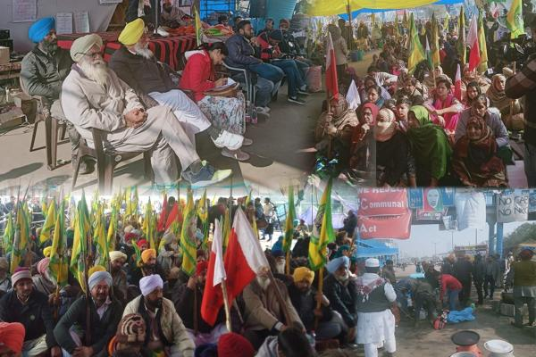 Punjab is at Shaheen Bagh today – Farmers, Students, Activists Stand In Solidarity With Muslim Women Against CAA-NRC