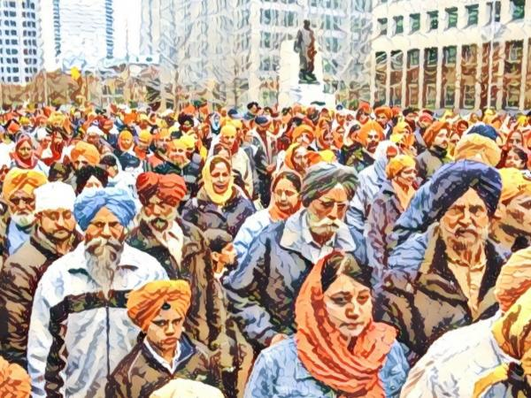 Need for mending ties with the Sikh Diaspora