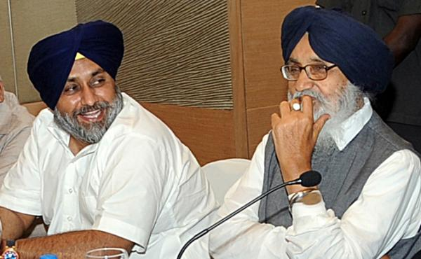 Sukhbir Badal reconstitutes Core Committee of SAD