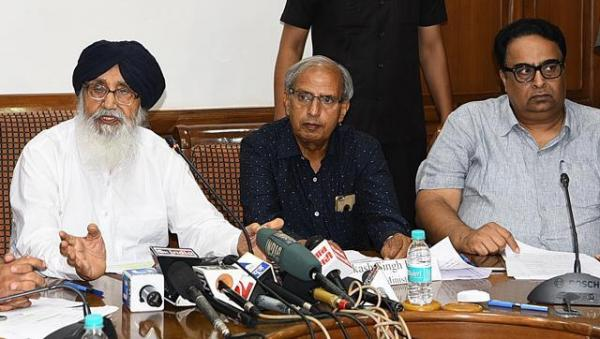 CM Badal Lauds Army for Surgical Operations