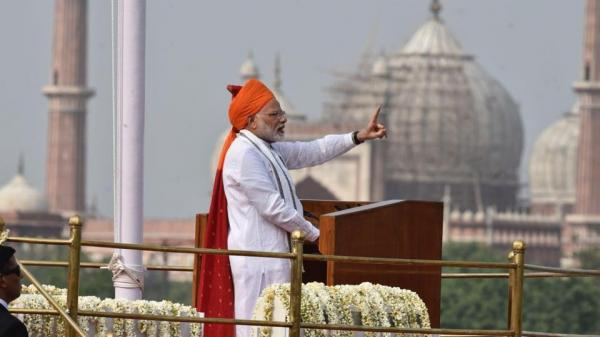 Paragraphs that went missing from PM's Red Fort speech could have pre-empted Opposition attack