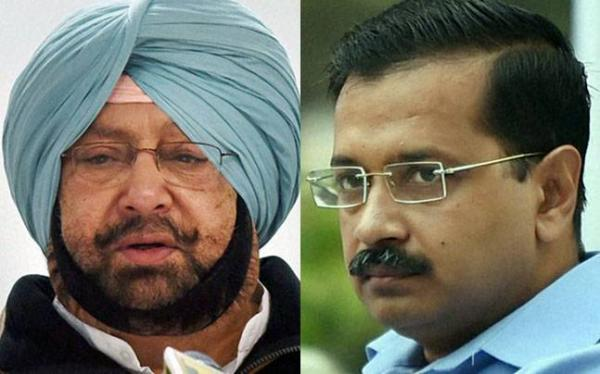 Kejriwal trivializing drugs issue to divert attention from drug abuse charges against own party leaders: Capt Amarinder